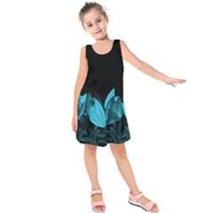 Tulips Kids  Sleeveless Dress