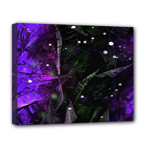 Abstract design Deluxe Canvas 20  x 16