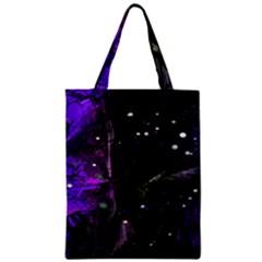 Abstract design Zipper Classic Tote Bag