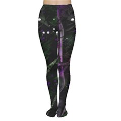 Abstract design Women s Tights