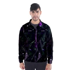 Abstract design Wind Breaker (Men)