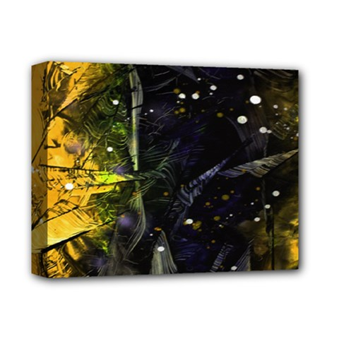 Abstract design Deluxe Canvas 14  x 11