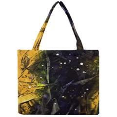 Abstract design Mini Tote Bag