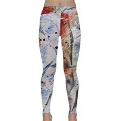 Abstract design Classic Yoga Leggings