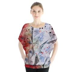 Abstract design Blouse
