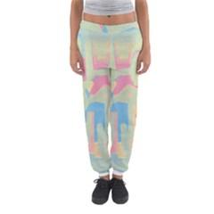 Abstract art Women s Jogger Sweatpants