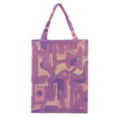 Abstract art Classic Tote Bag