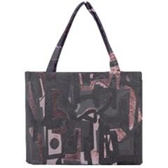 Abstract art Mini Tote Bag