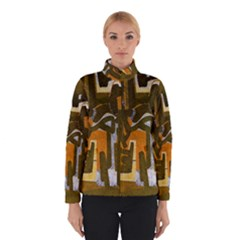 Abstract art Winterwear
