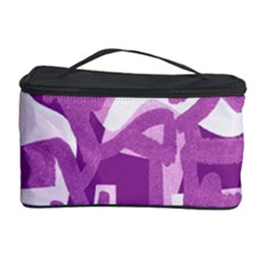 Abstract art Cosmetic Storage Case