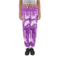 Abstract art Women s Jogger Sweatpants