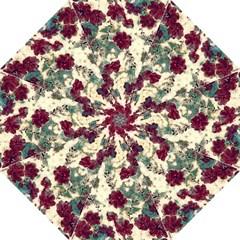 Floral Dreams 10 Hook Handle Umbrellas (Large)