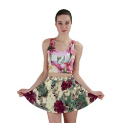 Floral Dreams 10 Mini Skirt