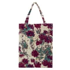 Floral Dreams 10 Classic Tote Bag