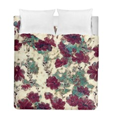 Floral Dreams 10 Duvet Cover Double Side (Full/ Double Size)
