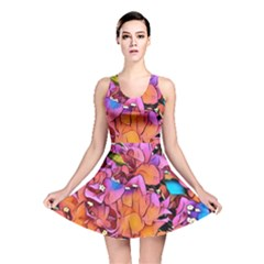 Floral Dreams 15 Reversible Skater Dress