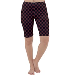 Pattern Cropped Leggings