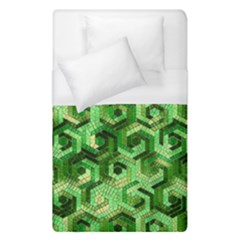 Pattern Factory 23 Green Duvet Cover (Single Size)