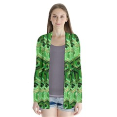 Pattern Factory 23 Green Cardigans