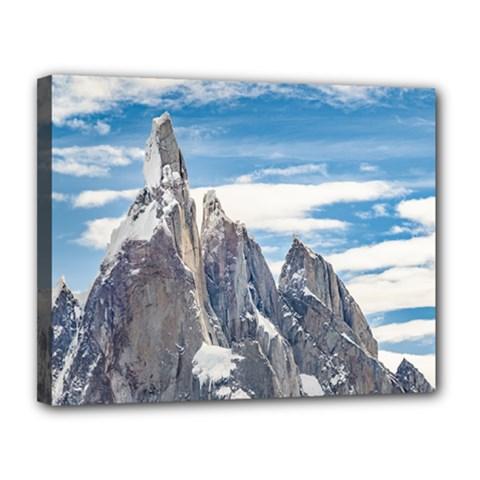 Cerro Torre Parque Nacional Los Glaciares  Argentina Canvas 14  x 11