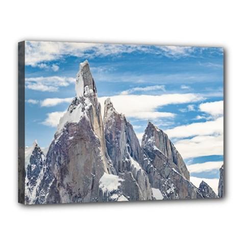 Cerro Torre Parque Nacional Los Glaciares  Argentina Canvas 16  x 12