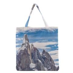 Cerro Torre Parque Nacional Los Glaciares  Argentina Grocery Tote Bag