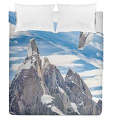 Cerro Torre Parque Nacional Los Glaciares  Argentina Duvet Cover Double Side (Queen Size)