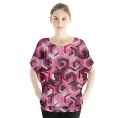 Pattern Factory 23 Red Blouse