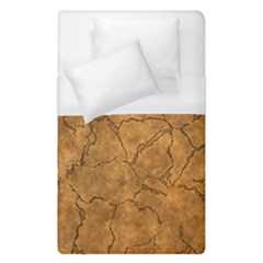Cracked Skull Bone Surface C Duvet Cover (Single Size)