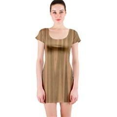 Claudia Neusi Short Sleeve Bodycon Dress