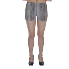 Wooden Structure 3 Skinny Shorts