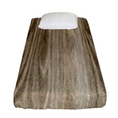 Wooden Structure 3 Fitted Sheet (Single Size)