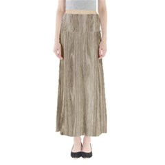 Wooden Structure 3 Maxi Skirts