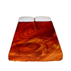 Fantastic Wood Grain Fitted Sheet (Full/ Double Size)