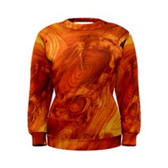 Fantastic Wood Grain Women s Sweatshirt