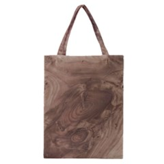 Fantastic Wood Grain Soft Classic Tote Bag
