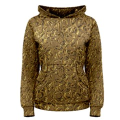 Sparkling Metal Art A Women s Pullover Hoodie