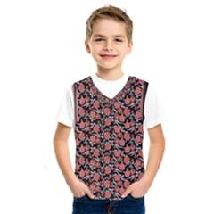 Roses pattern Kids  SportsWear