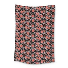 Roses pattern Small Tapestry
