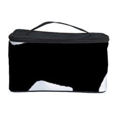 Black And Tan Coonhound Silo Black Cosmetic Storage Case