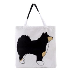 Finnish Lap Silo Color Grocery Tote Bag