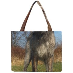 Irish Wolfhound full Mini Tote Bag