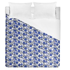 Roses pattern Duvet Cover (Queen Size)