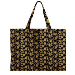 Roses pattern Mini Tote Bag