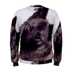 Norwegian Elkhound Men s Sweatshirt