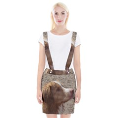 Nova Scotia Duck Tolling Retriever Braces Suspender Skirt