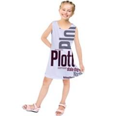 Plott Mashup Kids  Tunic Dress