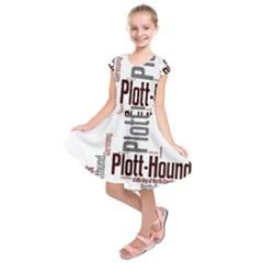 Plott Mashup Kids  Short Sleeve Dress