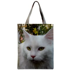 Maine Coon 4 Zipper Classic Tote Bag