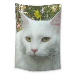 Maine Coon 4 Large Tapestry